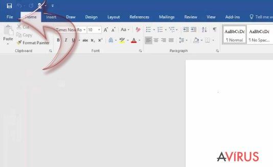 Makrók letiltása Windows és Mac OS X rendszeren