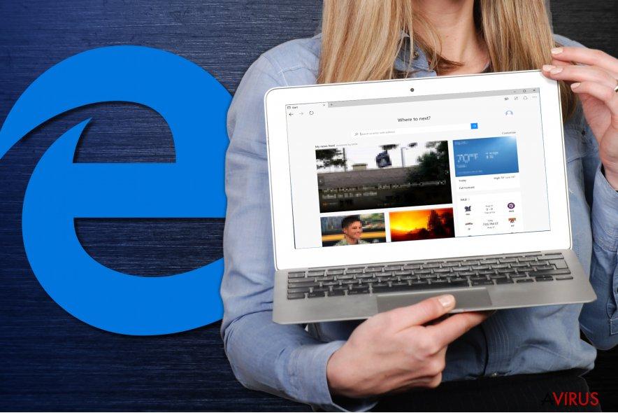 A Microsoft Edge alaphelyzetbe állítása