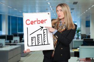 A Cerber nem adja a ransomware-ek dobogójának első helyét