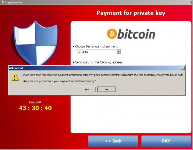 The threat of the year: Cryptolocker