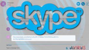 Új Skype vírust sejtető kártékony hivatkozások