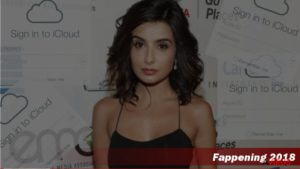 Mikaela Hoover's nude photos leaked in Fappening 2018