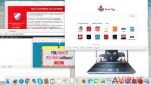 A számítógépes fenyegetések, amelyekre idén figyelnie kell: adware-ek, böngészőeltérítők, zsarolóvírusok