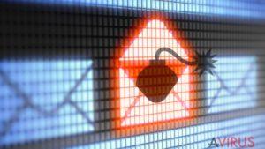 Aggasztó adatok: a legtöbb kártékony spam zsarolóvírust terjeszt