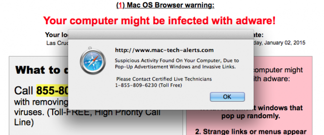 Adware in Apple Mac OS X? Yes, it's possible! kép