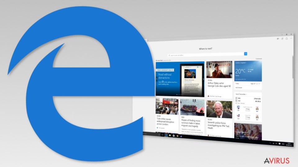 Image of Microsoft Edge