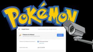 A népszerű Pokemon Go és az adatvédelmi problémák