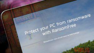 Új anti-ransomware eszköz: A RansomFree leállítja a malware-folyamatokat, mikor fájltitkosítást észlel