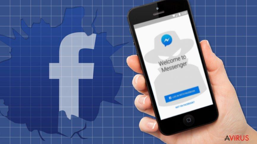 Facebook Messenger virus sends malicious video links