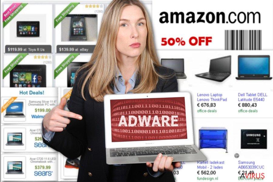 Kép a NewTab hirdetéseiről