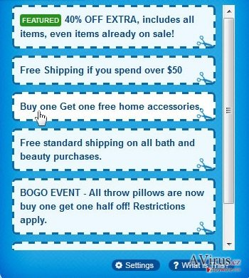 Shoppy hirdetések kép