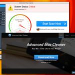 Advanced Mac Cleaner vírus kép
