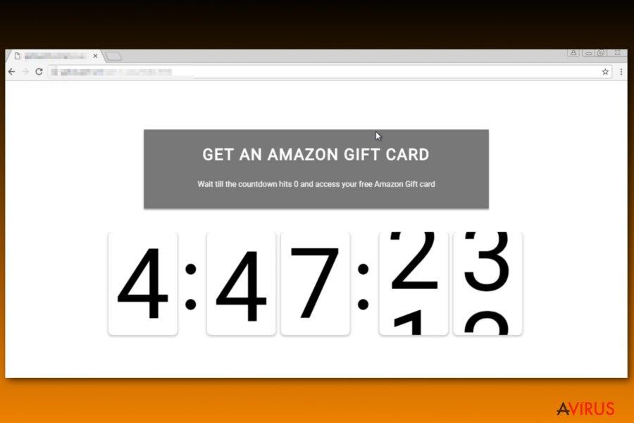 Az Amazon ajándékkártya átverés YouTube-os változata