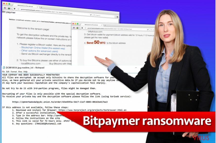 Bitpaymer vírus