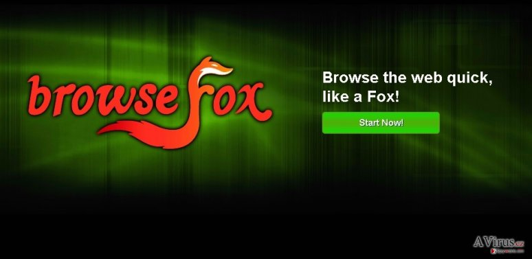 BrowseFox kép