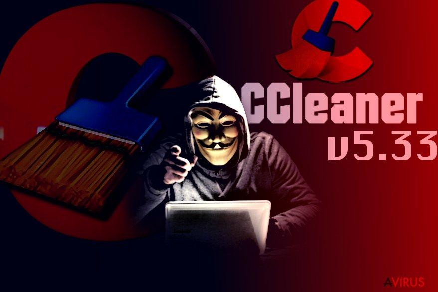 CCleaner vírus
