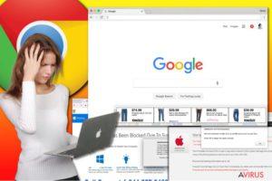 Chrome adware