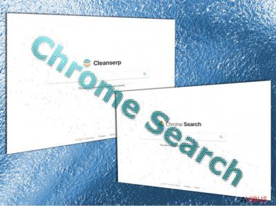 A Chrome Search kereső