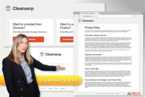 Cleanserp.net vírus