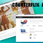 Counterflix hirdetések kép