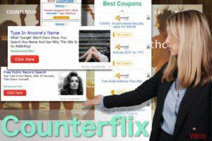 Counterflix hirdetések