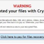 Crypt0L0cker vírus kép