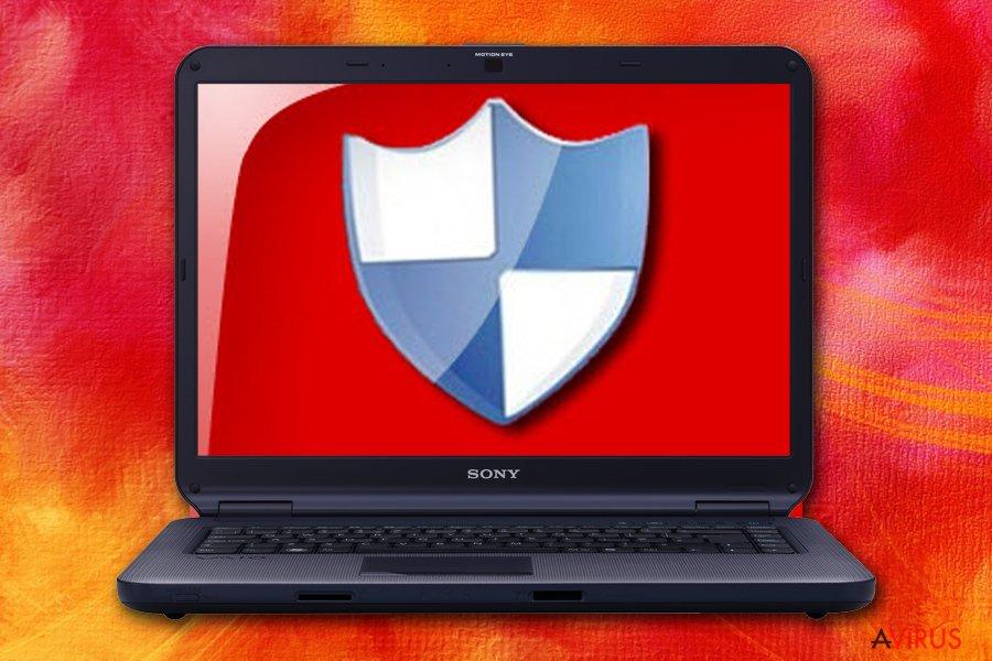 CryptoLocker kép