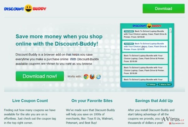Discount Buddy kép
