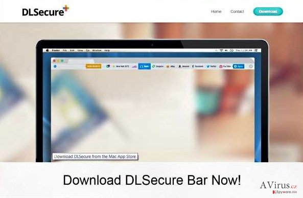 DLSecure kép
