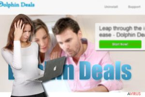 Dolphin Deals hirdetések
