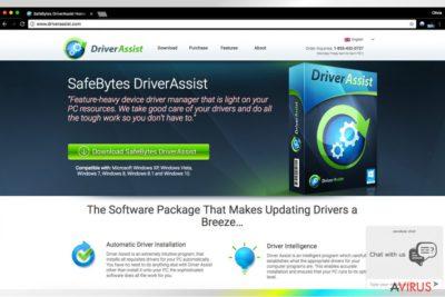 SafeBytes Driver Assist