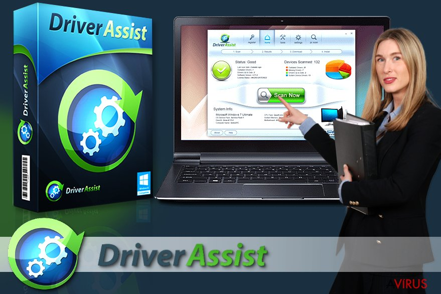 A DriverAssist szoftver
