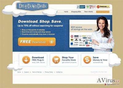 DropDownDeals kép