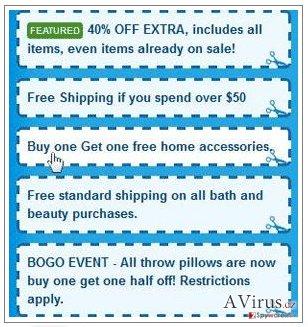 SaveNShop hirdetések kép