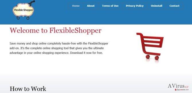 FlexibleShopper hirdetések kép