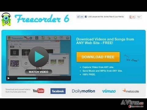 Freecorder kép