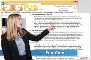 Fuq.com vírus