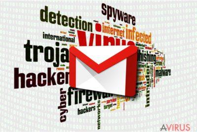 Gmail vírus