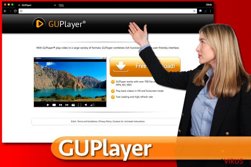 GUPlayer adware