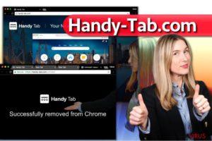 Handy-Tab.com vírus
