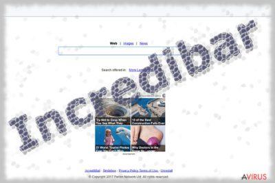 Az Incredibar vírust illusztráló kép