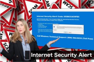 """Internet Security Alert"" vírus"