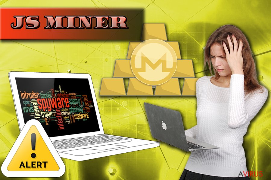 A Js Miner kriptobányász