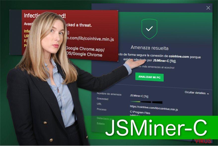 Illusztráció a JSMiner-C trójairól