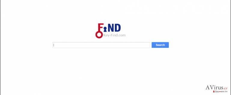 Key-Find.com virus kép