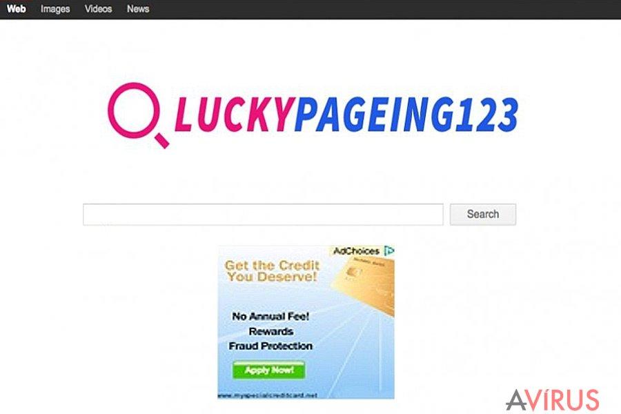 A Luckypageing123.com