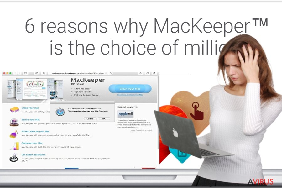 MacKeeper vírus