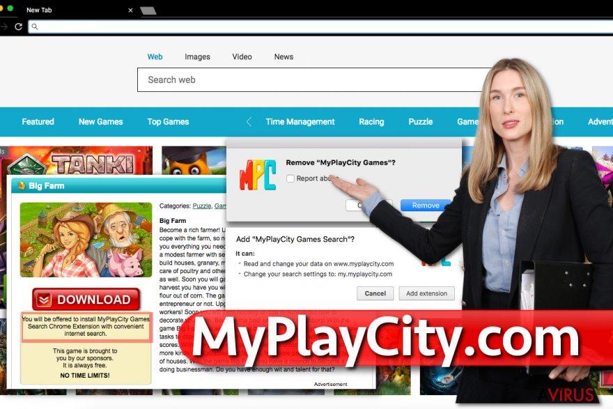 MyPlayCity kép