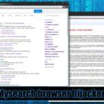 Mysearch vírus kép
