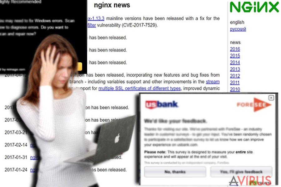 A kapcsolódó weboldal: nginx.org